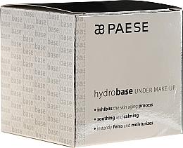 Fragrances, Perfumes, Cosmetics Moisturizing Makeup Base - Paese Hydrating Make-Up Base