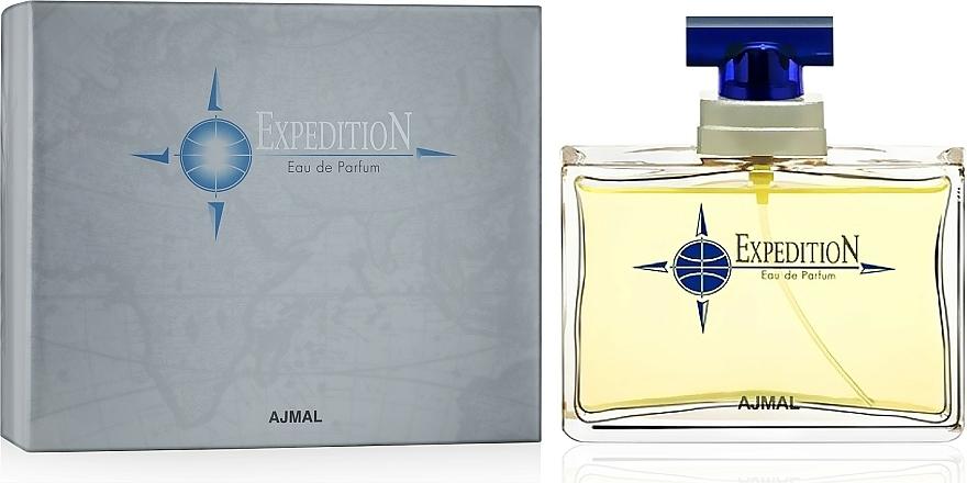 Ajmal Expedition - Eau de Parfum — photo N2