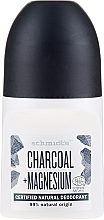 """Fragrances, Perfumes, Cosmetics Roll-on Deodorant """"Charcoal"""" - Schmidt's Carbon + Magnesium Deo Roll-On"""