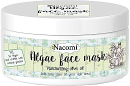"Fragrances, Perfumes, Cosmetics Alginate Face Mask ""Olive"" - Nacomi Professional Face Mask"