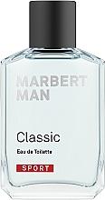 Fragrances, Perfumes, Cosmetics Marbert Man Classic Sport - Eau de Toilette