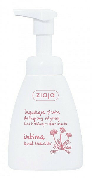 "Intimate Foam ""Chamomile Flower"" - Ziaja Intima Foam"