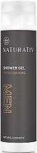 Fragrances, Perfumes, Cosmetics Shower Gel - Naturativ Shower Gel For Men