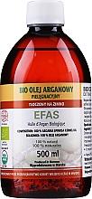 Fragrances, Perfumes, Cosmetics Cosmetic Argan Oil, plastic bottle - Efas Argan Oil 100% BIO