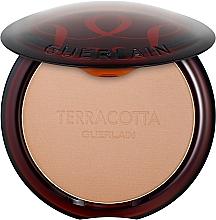 Fragrances, Perfumes, Cosmetics Face Powder - Guerlain Terracotta Moisturizing Bronzing Powder Long Lasting