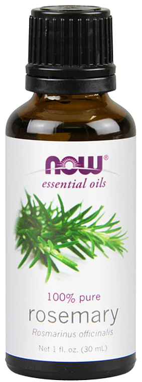 Rosemary Essential Oil - Now Foods Essential Oils 100% Pure Rosemary