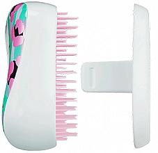 Hair Brush - Tangle Teezer Compact Styler Digital Skin Ultra Pink Mint — photo N3