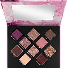 Eyeshadow Palette - Catrice Crystallized Rose Quartz Eyeshadow Palette — photo N2