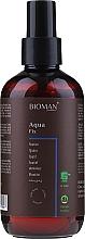 Fragrances, Perfumes, Cosmetics Modeling & Fixing Hair Spray - BioMAN Aqua Fix