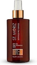 Fragrances, Perfumes, Cosmetics Dry Oil Self Tanning Mist - St. Moriz Advanced Pro Formula Dry Oil Self Tanning Mist
