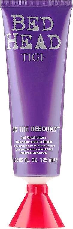 Forming & Defining Curl Cream - Tigi Bed Head On The Rebound Curl Recall Cream
