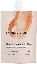 Fragrances, Perfumes, Cosmetics Exfoliating Gel Mask - SkinDivision AHA + Enzyme Jelly Mask