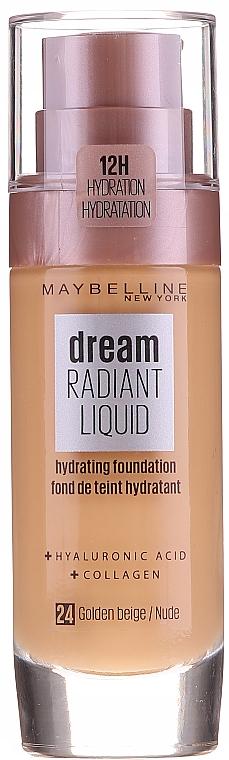 Makeup Base - Maybelline New York Dream Satin Liquid Foundation SPF13