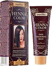 Fragrances, Perfumes, Cosmetics Henna Extract Hair Balm - Venita Henna Color