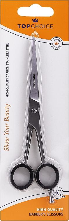 Hairdresser Matte Scissors 15.5/17cm, L-size, 20322 - Top Choice