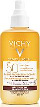 Fragrances, Perfumes, Cosmetics 2-Phase Tan Enhancer Beta-Carotene Face & Body Sun Water Spray SPF 50 - Vichy Capital Soleil Solar Protective Water