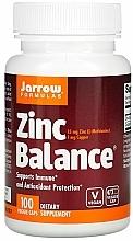 "Fragrances, Perfumes, Cosmetics Dietary Supplement ""Zinc"" - Jarrow Formulas Zinc Balance"