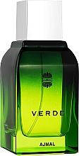 Fragrances, Perfumes, Cosmetics Ajmal Verde - Eau de Parfum