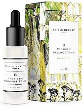 Fragrances, Perfumes, Cosmetics Cleansing & Repair Serum - Edible Beauty Probiotic Radiance Tonic Serum