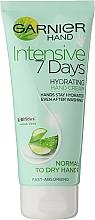 "Fragrances, Perfumes, Cosmetics Hand Cream ""7 Days"" - Garnier 7 Days Hydration Moisturizing Hand Cream"