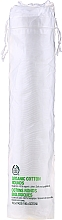 Fragrances, Perfumes, Cosmetics Cotton Pads, 100pcs - The Body Shop Organic Cotton Rounds