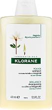 Fragrances, Perfumes, Cosmetics Mangolia Wax Shampoo - Klorane Shampoo with Magnolia