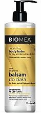 Fragrances, Perfumes, Cosmetics Ultra-Nourishing Body Lotion for Dry and Dehydrated Skin - Farmona Biomea Nourishing Body Balm