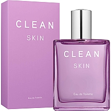 Fragrances, Perfumes, Cosmetics Clean Skin Eau de Toilette - Eau de Toilette