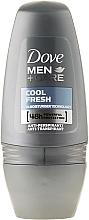 Fragrances, Perfumes, Cosmetics Roll-On Deodorant - Dove Men+Care Cool Fresh