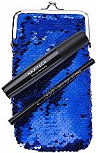 Fragrances, Perfumes, Cosmetics Set - NoUBA Eye'M Maxitech Lift Up Mascara (mascara/18ml + eye/pen/1.1g + bag)