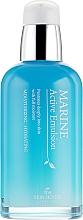 Fragrances, Perfumes, Cosmetics Moisturizing Ceramide Emulsion - The Skin House Marine Active Emulsion