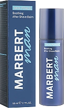 Fragrances, Perfumes, Cosmetics After Shave Balm - Marbert Man Skin Power Soothing After Shave Balm