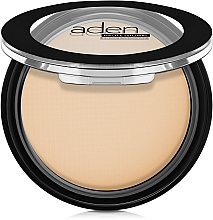 Fragrances, Perfumes, Cosmetics Compact Matte Powder - Aden Cosmetics Silky Matt Compact Powder