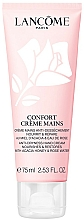 Fragrances, Perfumes, Cosmetics Moisturizing & Restoring Acacia Honey & Rose Water Hand Cream - Lancome Confort