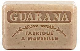 "Fragrances, Perfumes, Cosmetics Marseilles Soap ""Guarana"" - Foufour Savonnette Marseillaise Guarana"