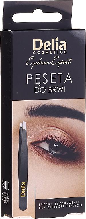 Eyebrow Tweezers - Delia Cosmetics Eyebrow Expert