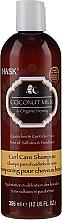 Fragrances, Perfumes, Cosmetics Nourishing Coconut Oil Shampoo - Hask Coconut Milk & Organic Honey Curl Care Shampoo