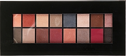 Fragrances, Perfumes, Cosmetics Eyeshadow Palette, 16 Shades - Aden Cosmetics Eyeshadow Palette