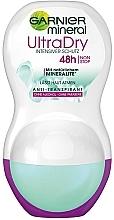 Fragrances, Perfumes, Cosmetics Roll-on Deodorant - Garnier Mineral UltraDry Antiperspirant 48h Roll On