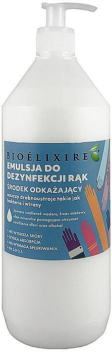 Hand Antiseptic - Bioelixire — photo N4
