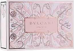 Fragrances, Perfumes, Cosmetics Bvlgari Omnia Crystalline - Set (edt/40ml + b/lot/ 40ml + sh/gel/40ml)