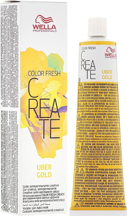 Hair Color - Wella Professionals Color Fresh Create