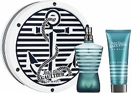 Fragrances, Perfumes, Cosmetics Jean Paul Gaultier Le Male - Set (edt/75ml + sh/g/75ml)