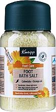 "Fragrances, Perfumes, Cosmetics Calendula & Orange Foot Salt Bath ""Healthy Foot"" - Kneipp Healthy Feet Foot Bath Crystals"