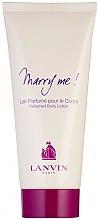 Fragrances, Perfumes, Cosmetics Lanvin Marry Me - Body Lotion