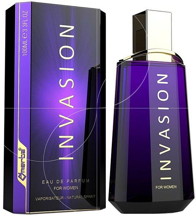 Omerta Invasion - Eau de Parfum  — photo N1