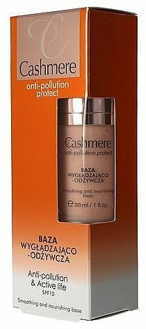 Makeup Base - DAX Cashmere Anti-Pollution Protect — photo N1