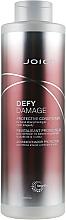 Fragrances, Perfumes, Cosmetics Protective Conditioner - Joico Defy Damage Protective Conditioner For Bond Strengthening & Color Longevity