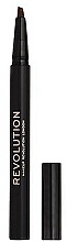 Fragrances, Perfumes, Cosmetics Brow Marker - Makeup Revolution Bushy Brow Pen
