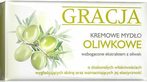 Olive Extract Cream Soap - Gracja Olive Cream Soap